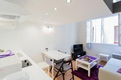 Studio Aix séjour