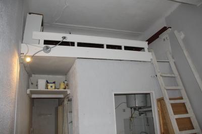 Studio Aix mezzanine